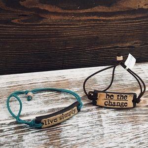 Mud Love Bracelets